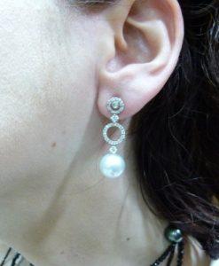 pendientes-de-oro-blanco-diamantes-y-perlas-australianas