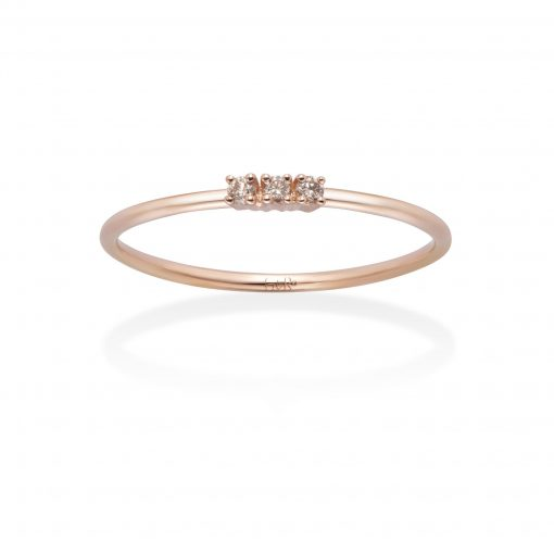 GOLD&ROSES ANILLO TRIPLE PETIT PRINCE