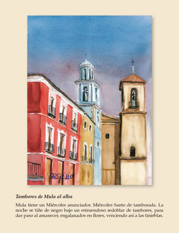 Joyas Region de Murcia. Coleccion Mula