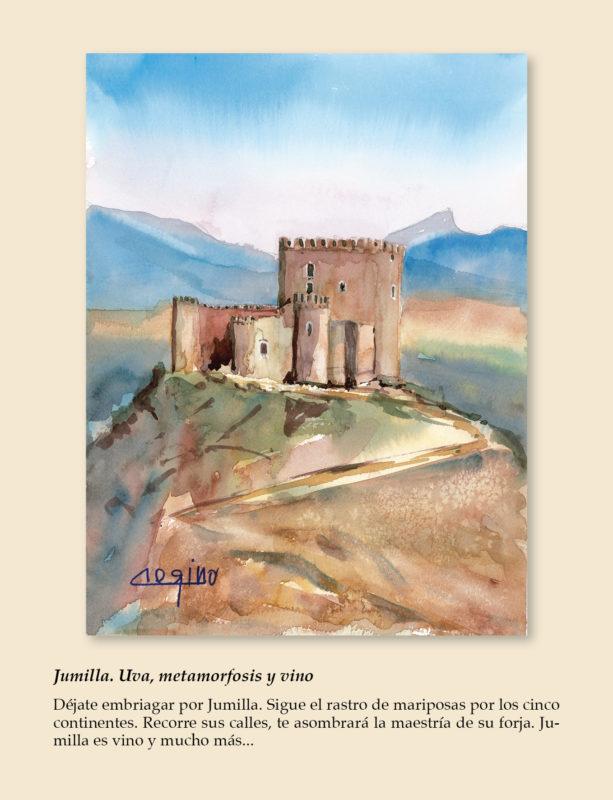 oyas de la region de Murcia: Jumilla, coleccion