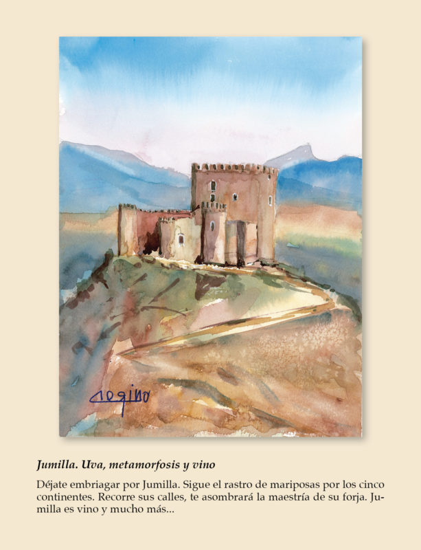 Joyas de la region de Murcia: Jumilla, coleccion