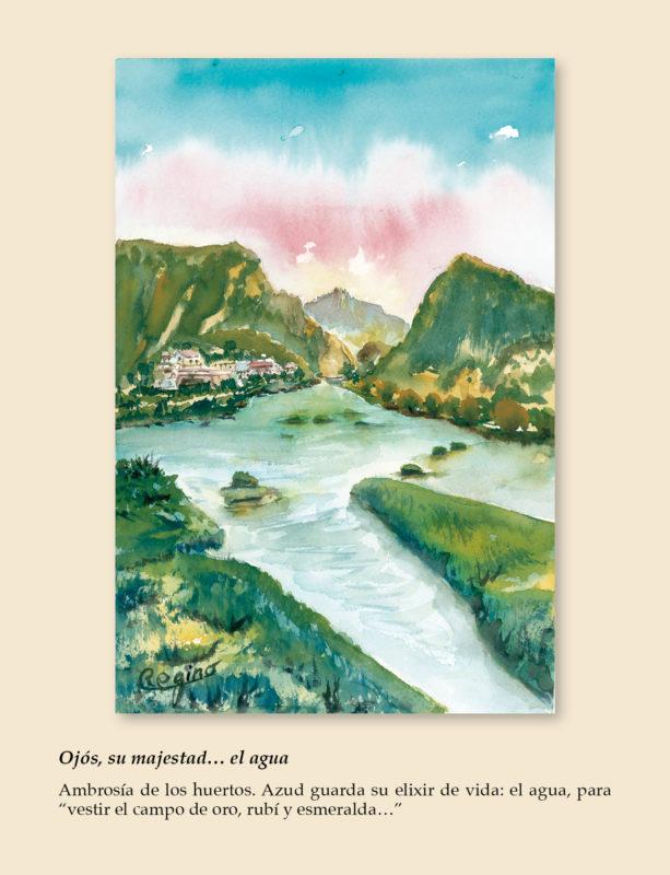 Joyas Region de Murcia. coleccion Ojós
