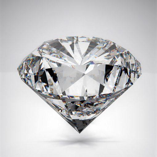 diamante 0,50 blasco joyero EVS2 river.