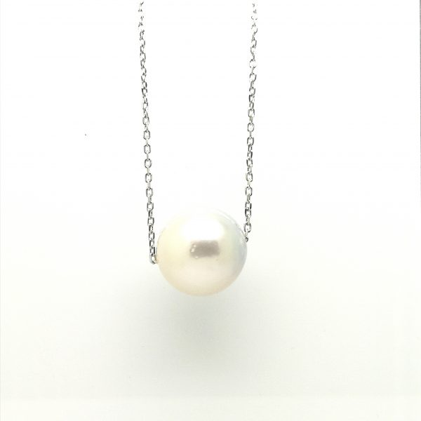 cadena perla australiana blasco joyero taller joyeria en murcia