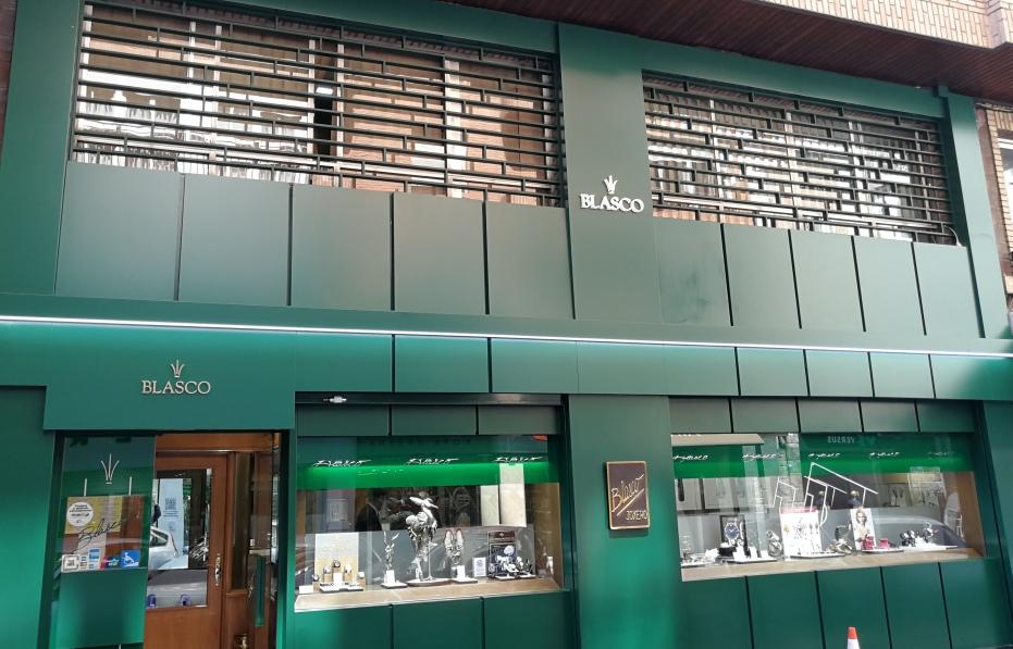 Blasco Joyero en Murcia, joyerias en Murcia, taller de joyeria en Murcia